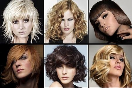 Die Besten Frisuren Fur Mittellanges Haar Die Frau At